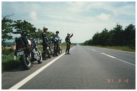 北海道バイクツーリング2