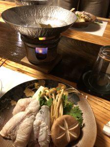 喜久屋@夕食鍋