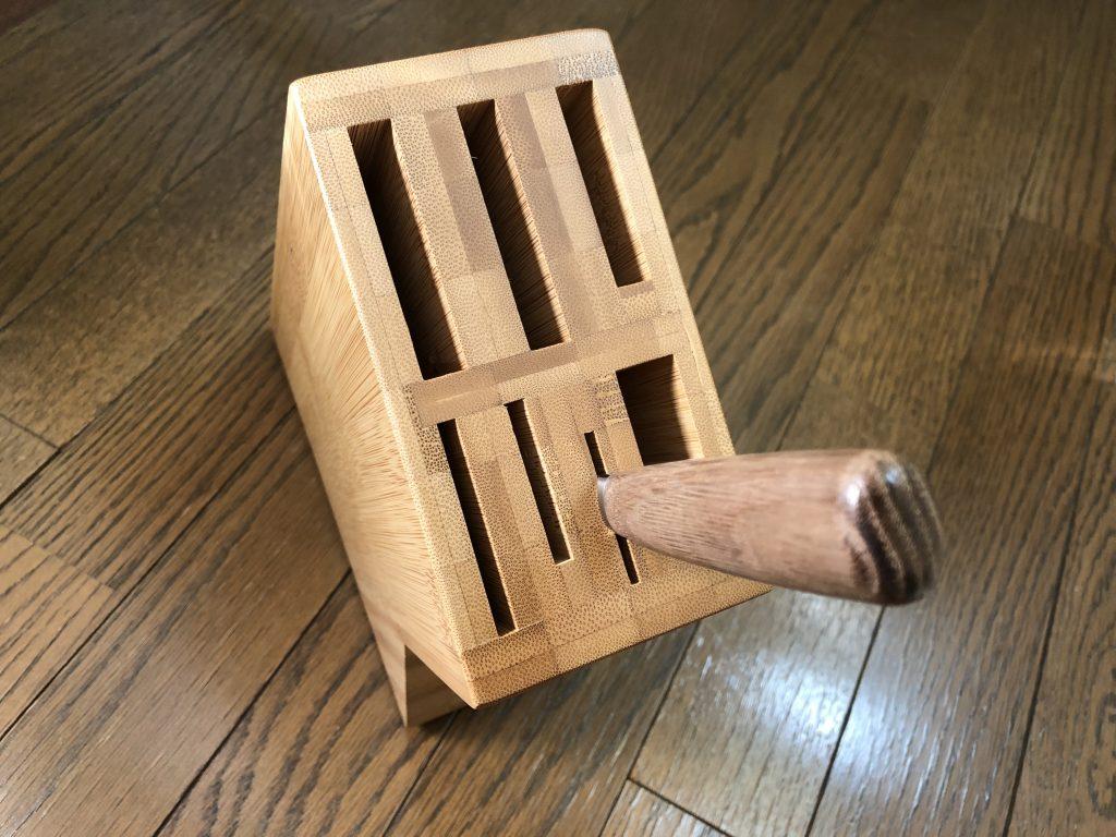 木製包丁立て6鞘+
