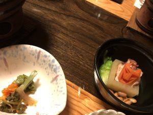 喜久屋@夕食酢の物
