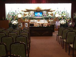 親父の葬儀