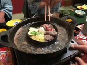 すきしゃぶ鍋